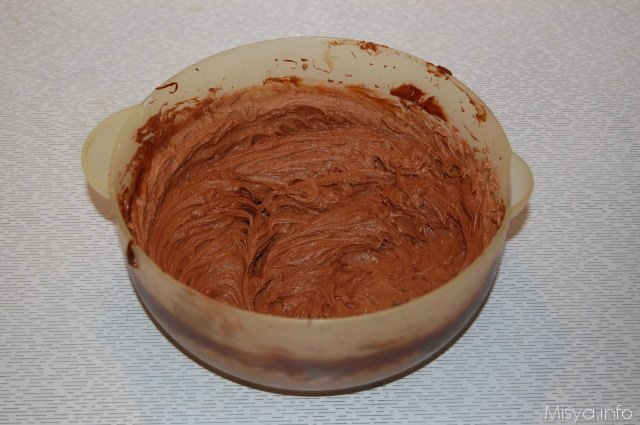 mousse cioccolato fondente