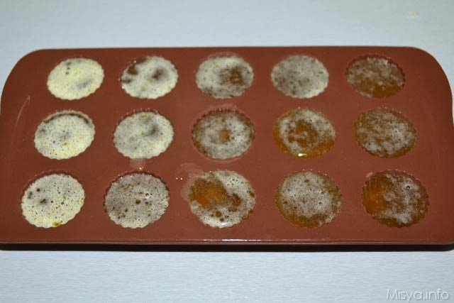 4 Caramelle gelee