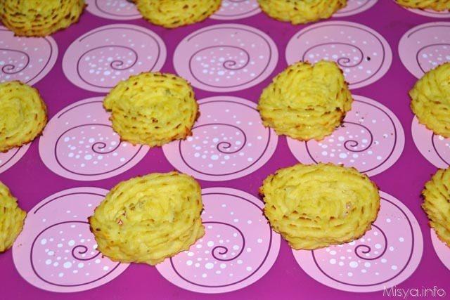 9 nidi di patate