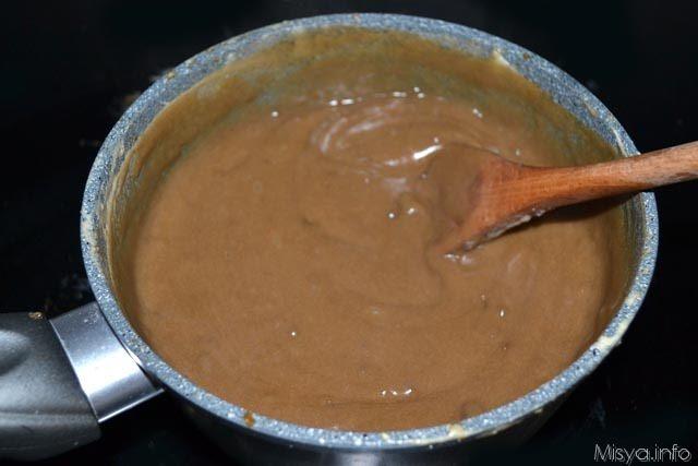 Torta al cioccolato e caffe 14