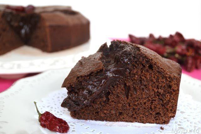 Torta Cioccolato E Peperoncino Ricetta Torta Cioccolato E