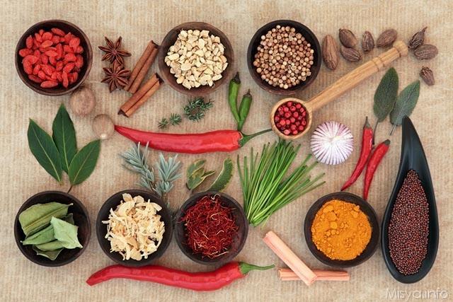 Spezie come usare le spezie in cucina - Le spezie in cucina ...