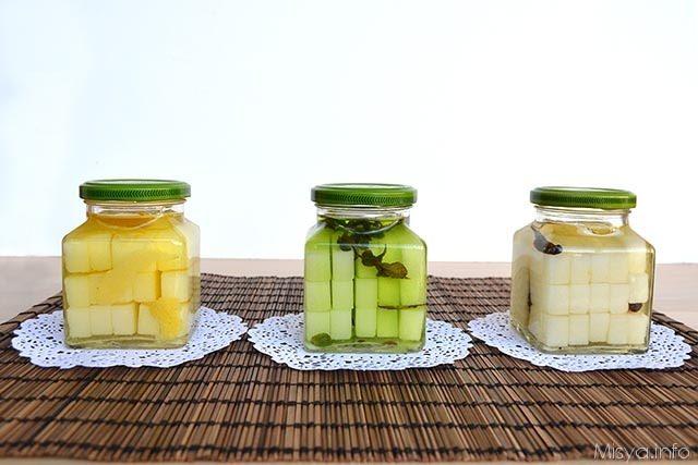 Popolare Zuccherini alcolici - Ricetta Zuccherini alcolici di Misya FB91