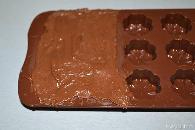 Cioccolatini al mou 5