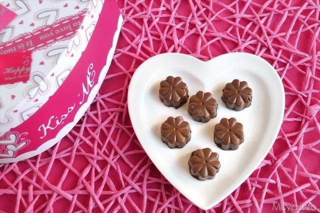 Cioccolatini al mou