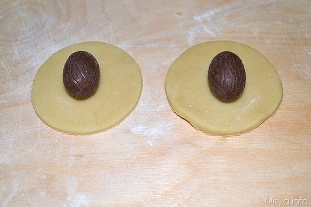 Coniglietti di pasta frolla 8