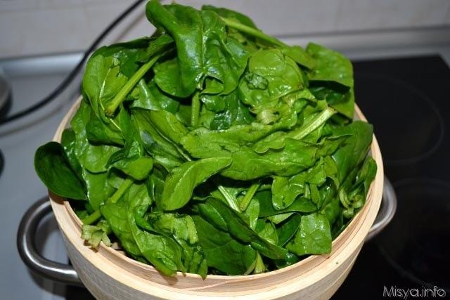Pasta verde 1