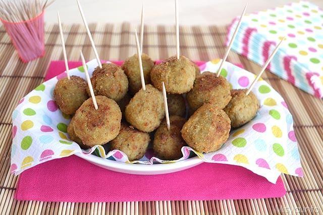 Préférence Polpette di carne e olive - Ricetta Polpette di carne e olive di Misya DP62