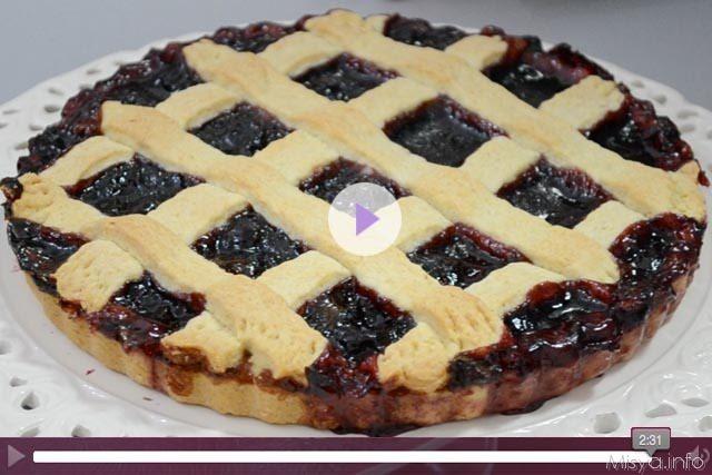 Video ricetta crostata di marmellata