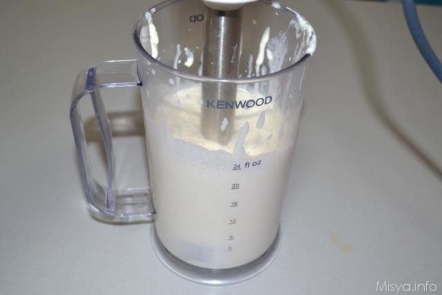 Gelato allo yogurt 2