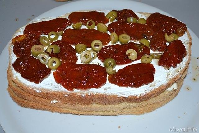 torta di tramezzini 5