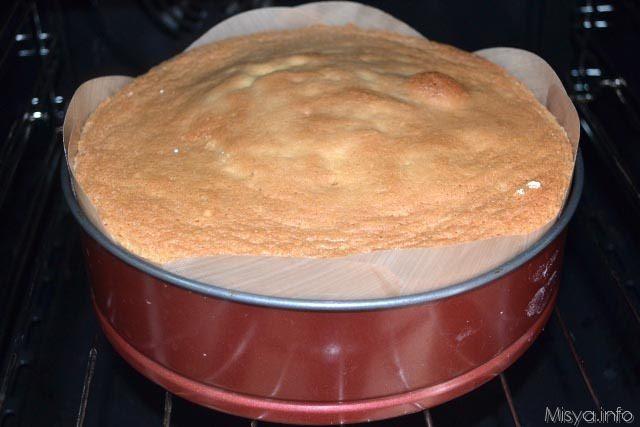 11 pan di spagna senza lievito