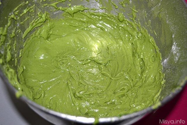 Green cake 10