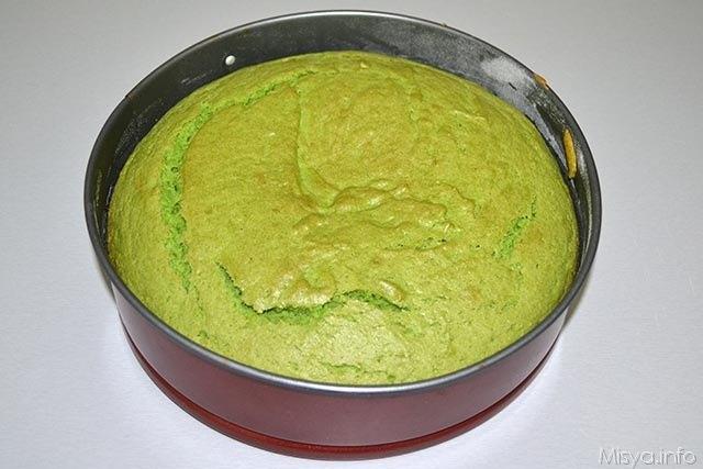 Green cake 12