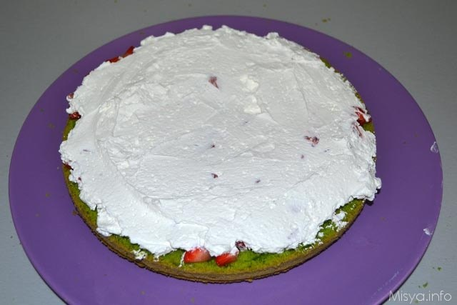 Green cake 19