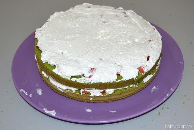 Green cake 20