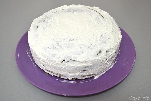 Green cake 22