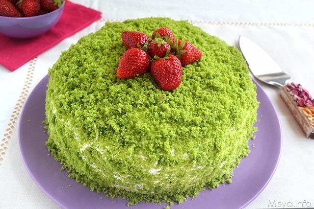 Ricette di torte strane