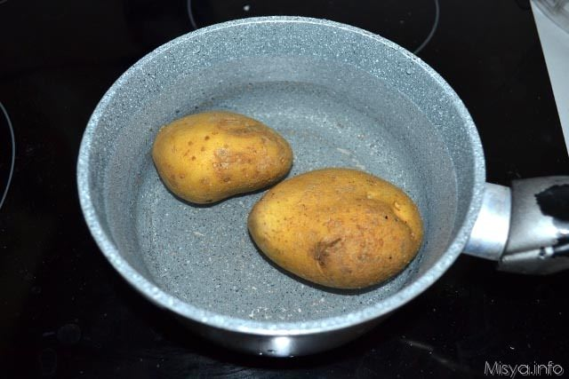 Polpette di patate e zucchine 1