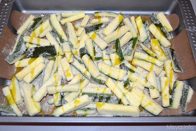 Zucchine al forno 5