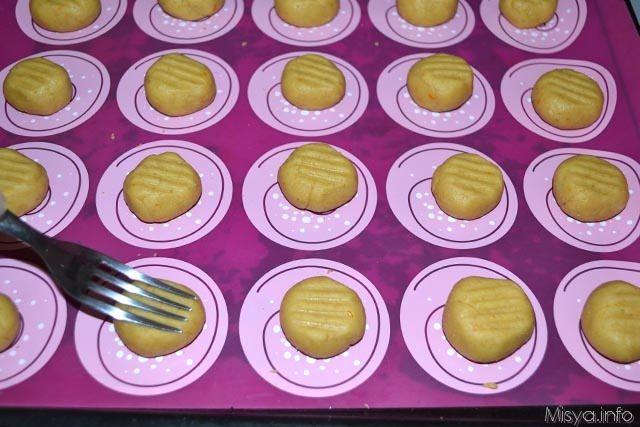 biscotti con farina intagrale e miele 7