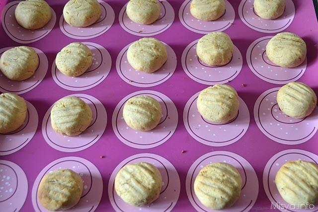 biscotti con farina intagrale e miele 8