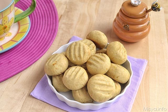 Ricetta biscotti senza burro e farina