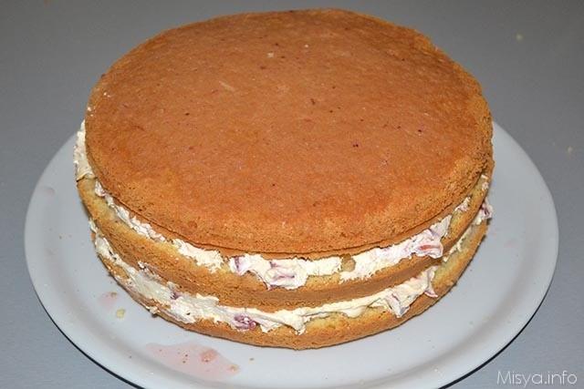 torta alle fragole 16