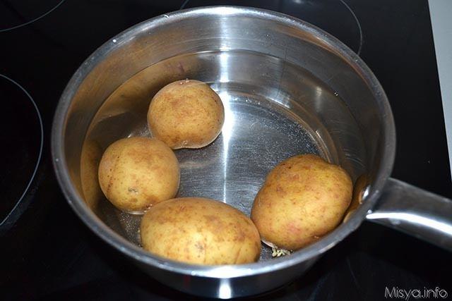 1 lessare le patate