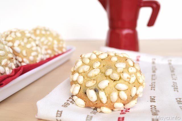 Biscotti-al-riso-soffiato