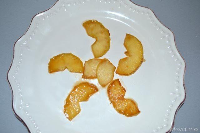 Filetto di maiale con prosciutto e mele 10