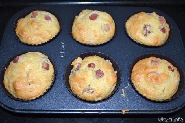 Muffin alla birra 8