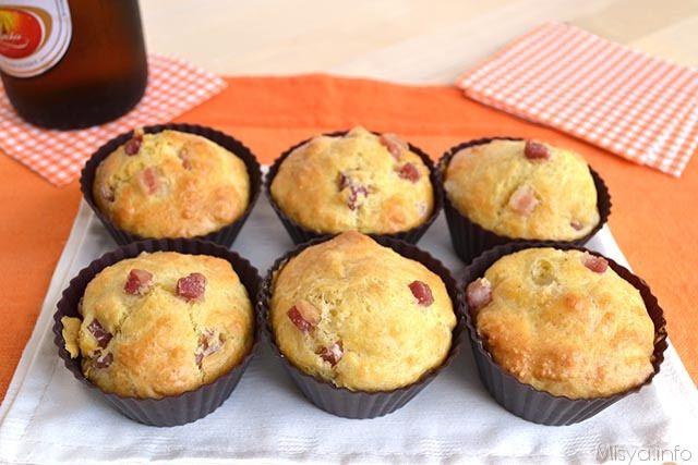 Muffin alla birra