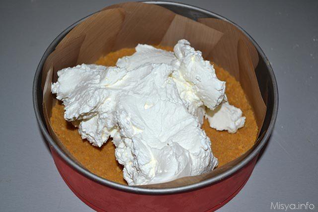 torta fredda allo yogurt 1