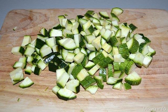 zucchine a dadini 1
