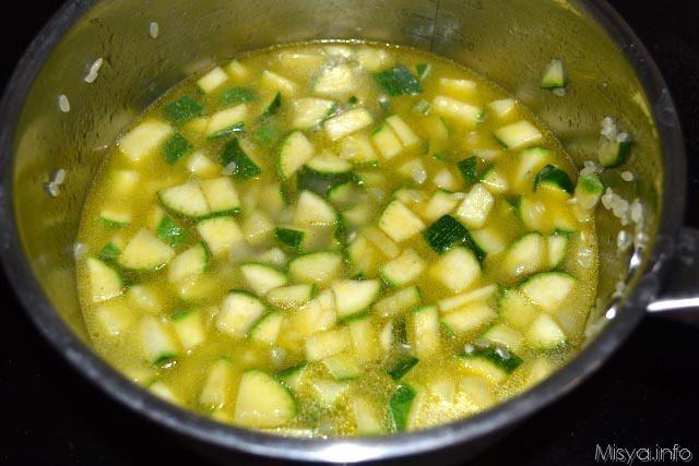zucchine a dadini 5