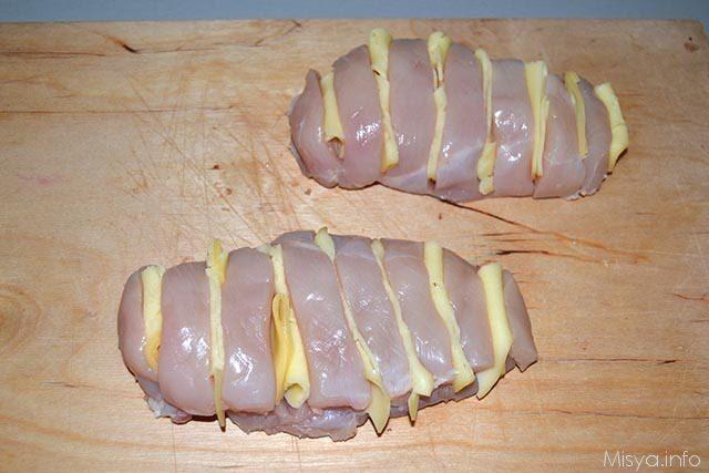 Petto di pollo al cartoccio 7