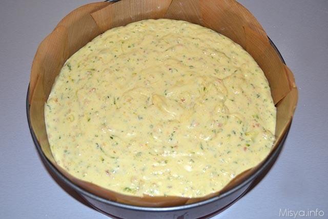torta di zucchine 9