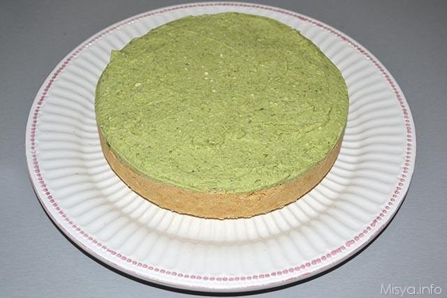 Cheesecake al pesto e pomodorini 11