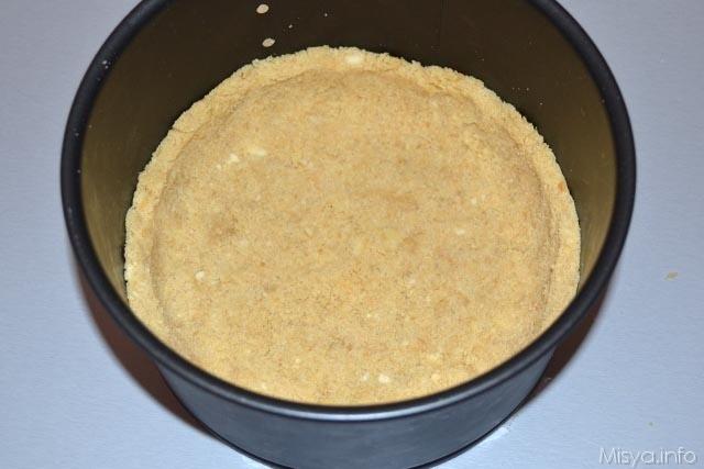 Cheesecake al pesto e pomodorini 3