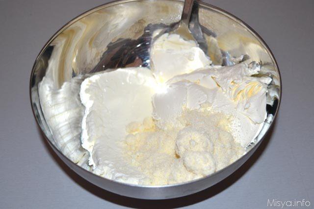 Cheesecake al pesto e pomodorini 4
