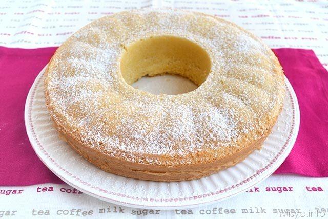 Ricetta torta panna uova