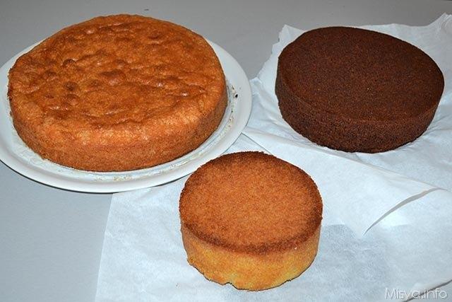 torta a 3 piani di nemo 1