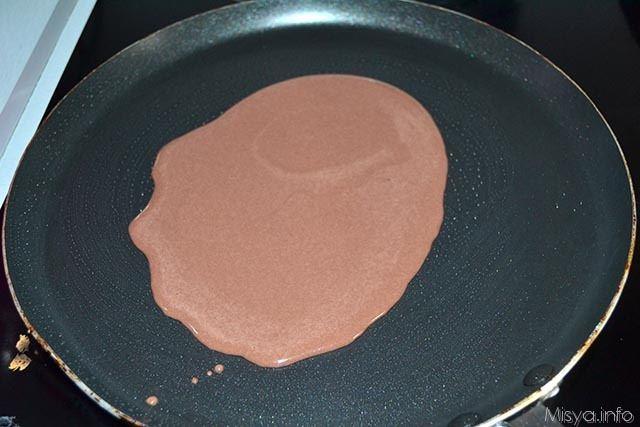 Crepes al cacao 11