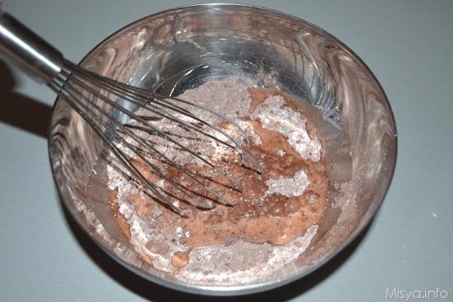Crepes al cacao 4