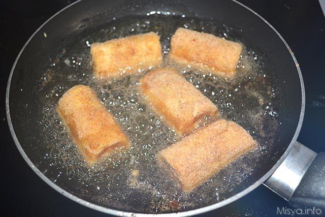 Rotolini di pancarre fritti 9