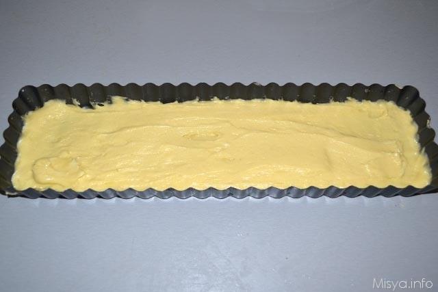 Torta crumble di prugne 13