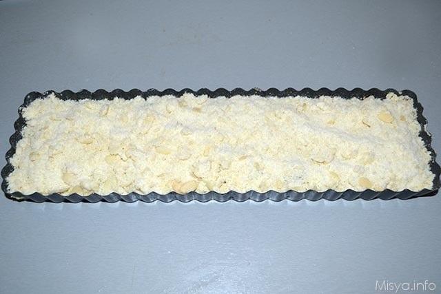 Torta crumble di prugne 15