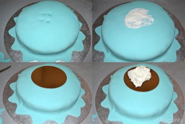 torta a 3 piani di nemo 27