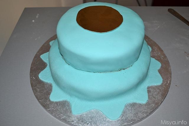 torta a 3 piani di nemo 29